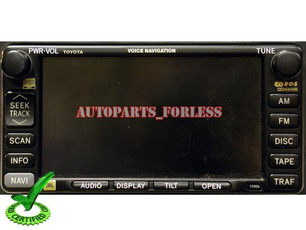 Adaptador Usb Radio Coche Sd Aux Ipod Radio Toyota Avensis